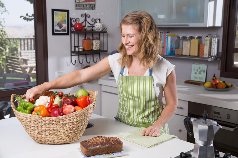 יעוץ תזונתי לצמחונות וטבעונות בהריון ולנטינה לוריא, דיאטנית