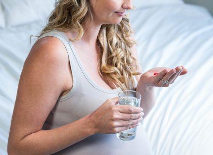 תוספי ברזל בהריון
