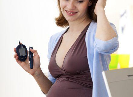 איך מטפלים בסוכרת הריון