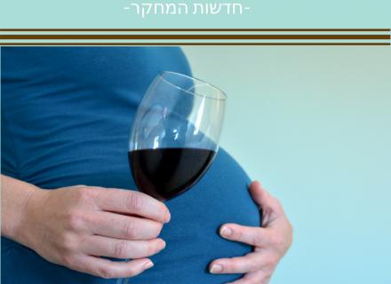 שתיית אלכוהול מופרזת וכרונית בזמן הריון והנקה