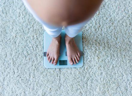 עלייה גדולה מדי אות מעטה מדי במשקל