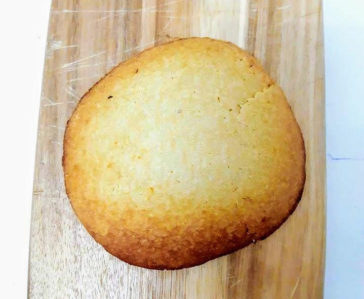 גבינת שקדים אפויה