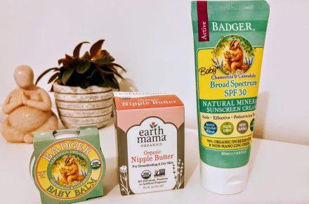 מוצרי טיפוח טבעיים 1