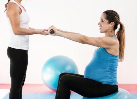 פעילות גופנית בהריון