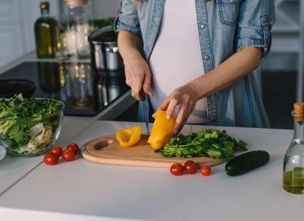 תזונה בריאה למניעת סיבוכי הריון